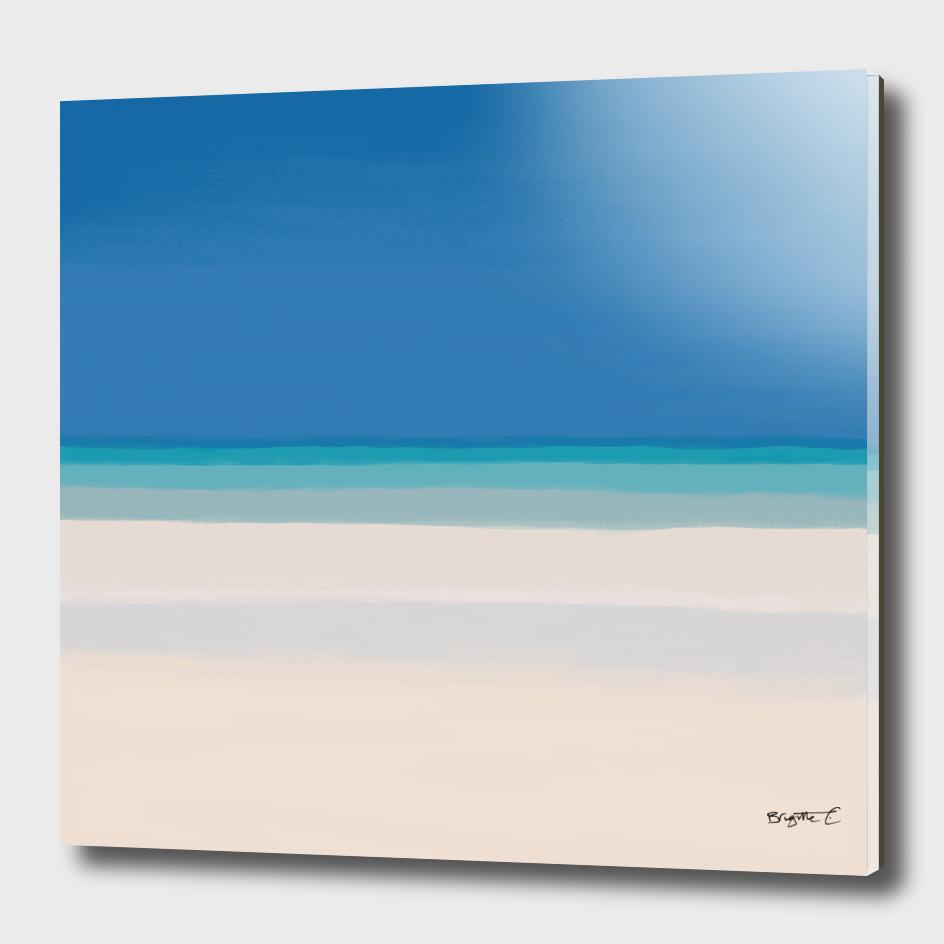 Dreamt Tropical Beach Design