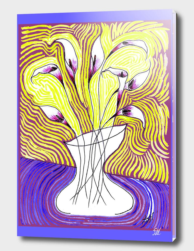 Callas In Vase 2