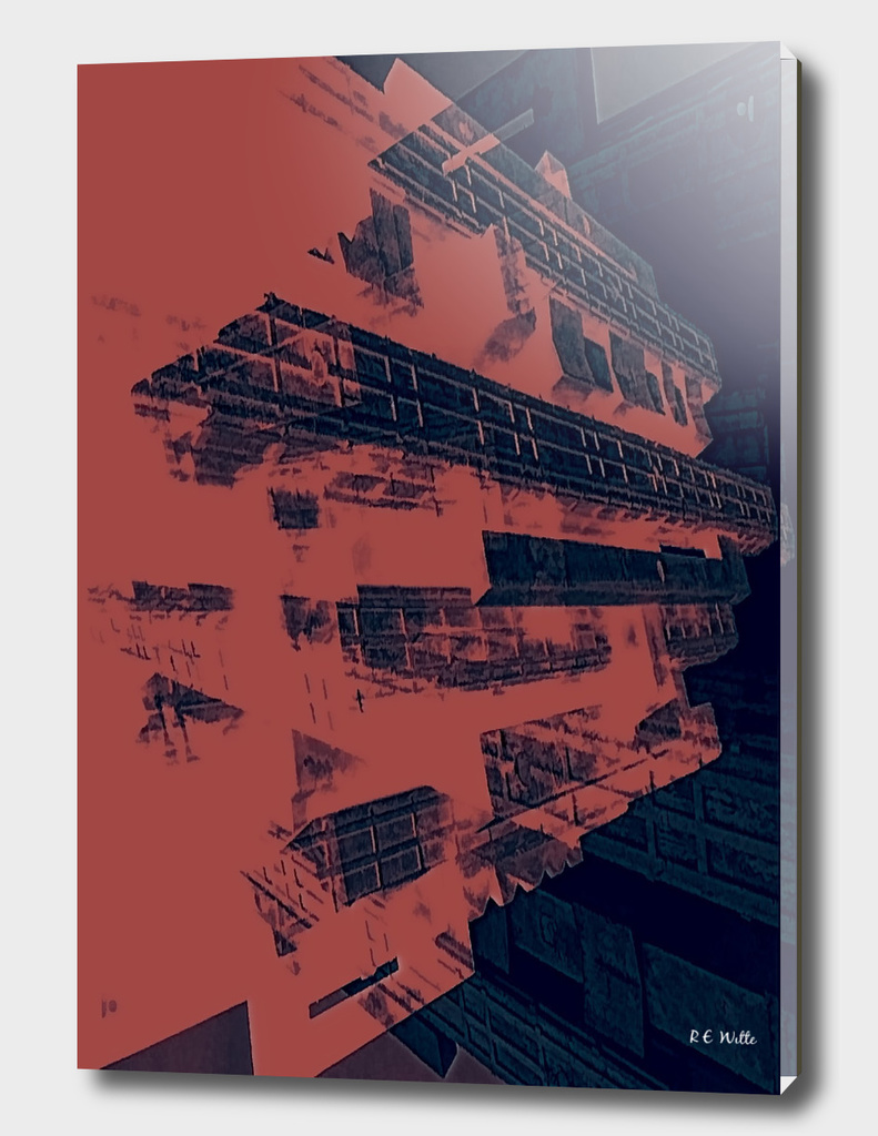 Red Architectural, pt. 1