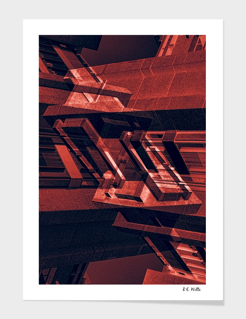 Red Architectural, pt. 3