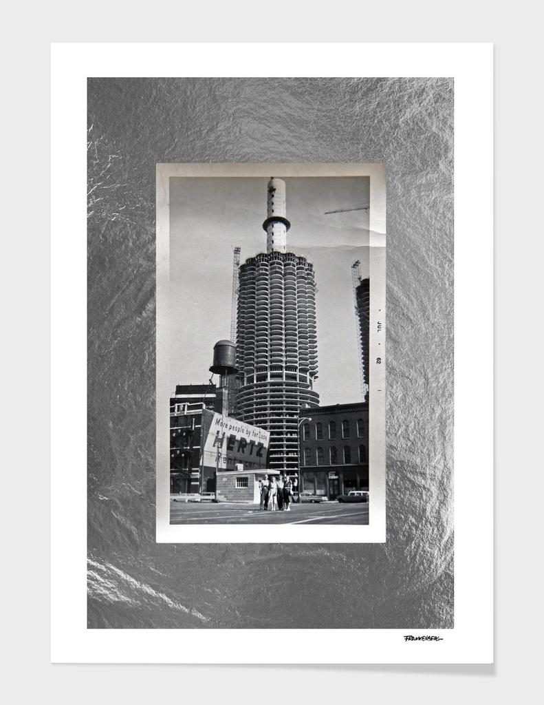 Americana - Chicago - Black & White - July 1962