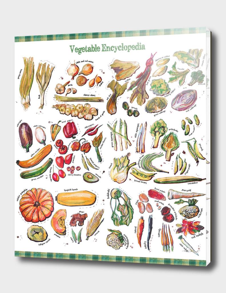 Vegetable Encyclopedia