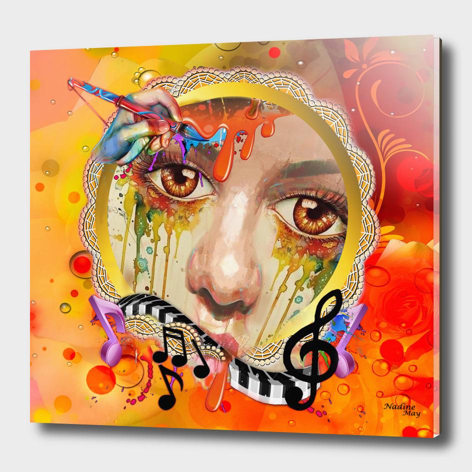 The Artist Mirror
