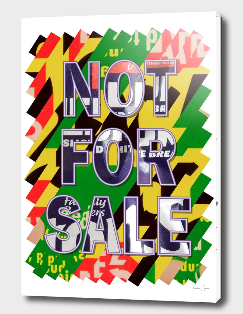 NOT FOR SALE 04