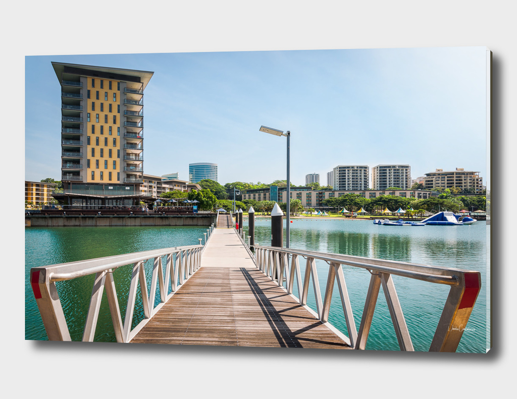 Darwin Waterfront Wharf, Australia