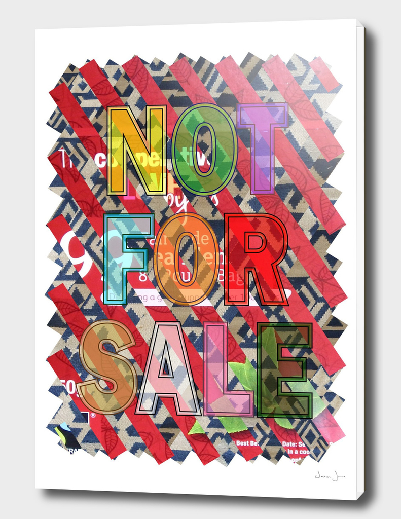 NOT FOR SALE 05