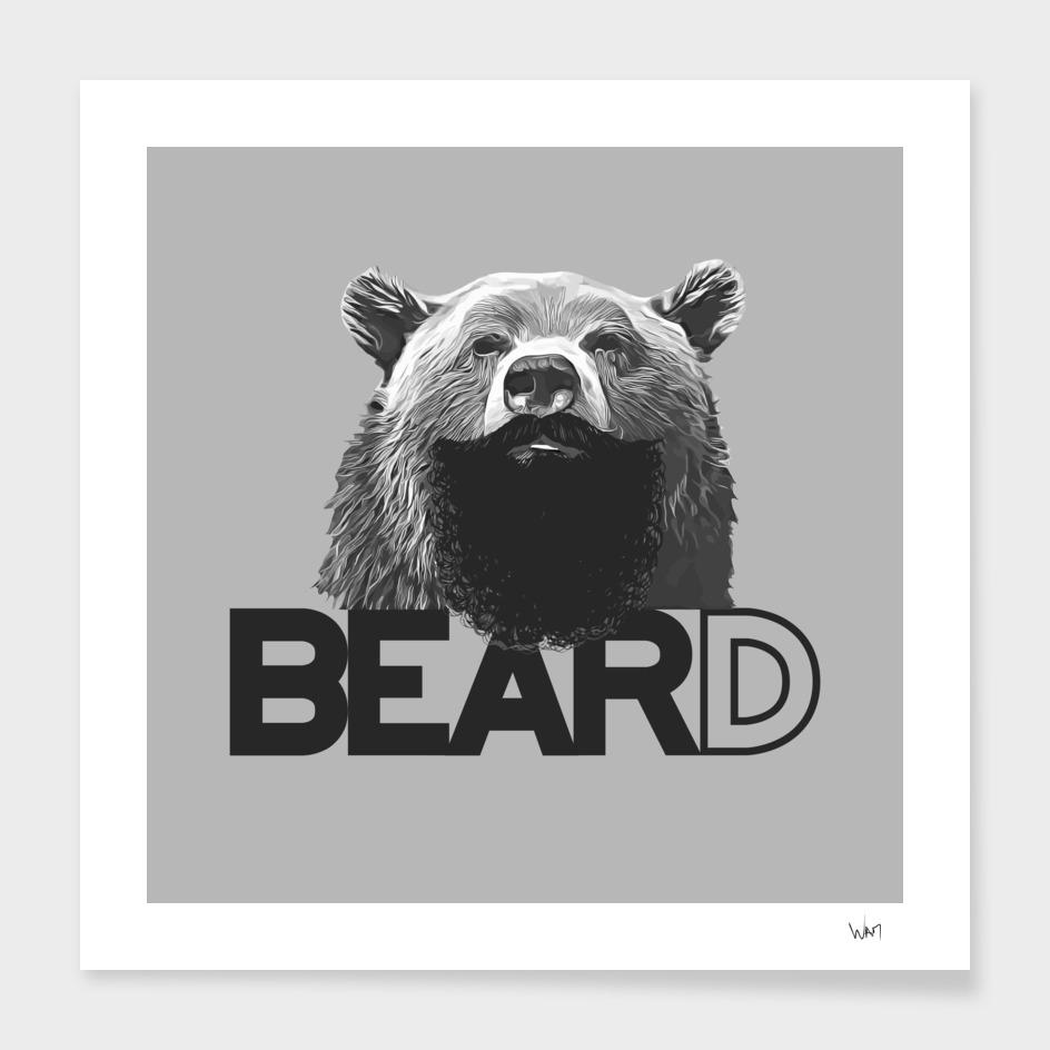 Bear and beard