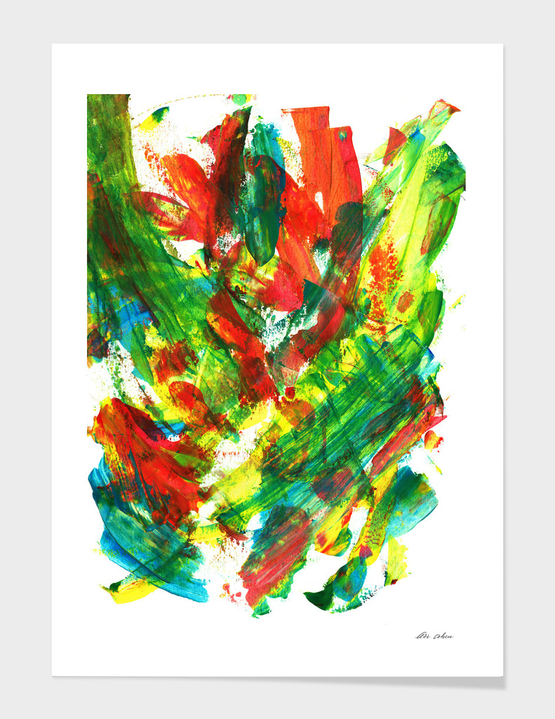 Catalina abstract art