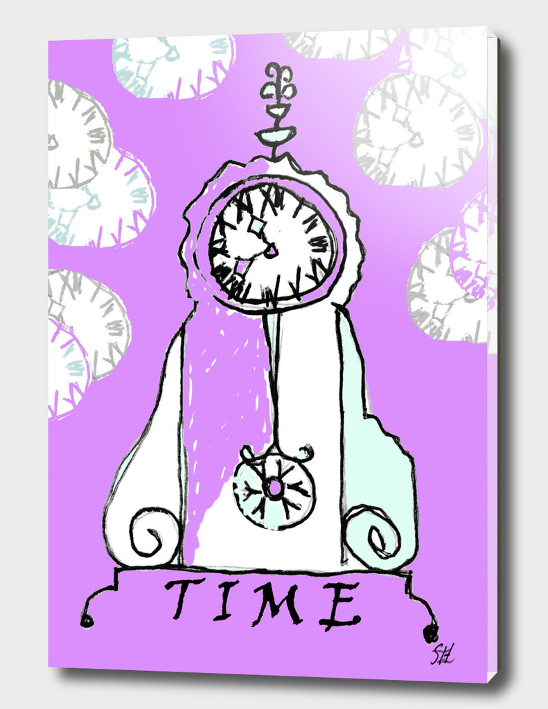 Time ~ Lavender