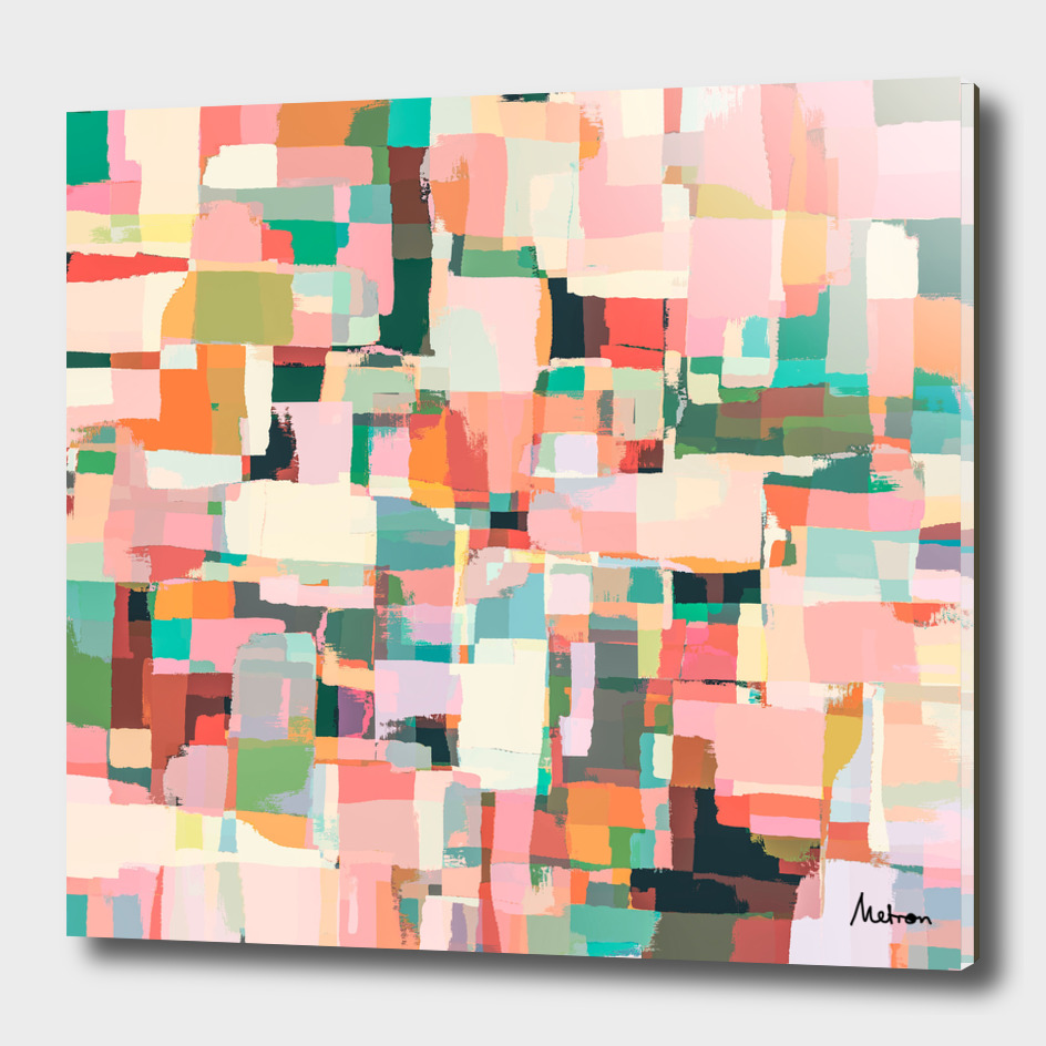 Abstract painting No. 9