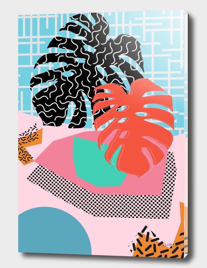 Memphis palm