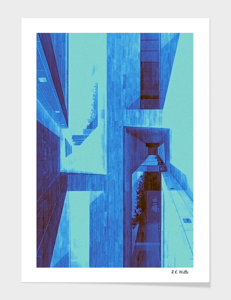 Blue Architectural, pt. 1