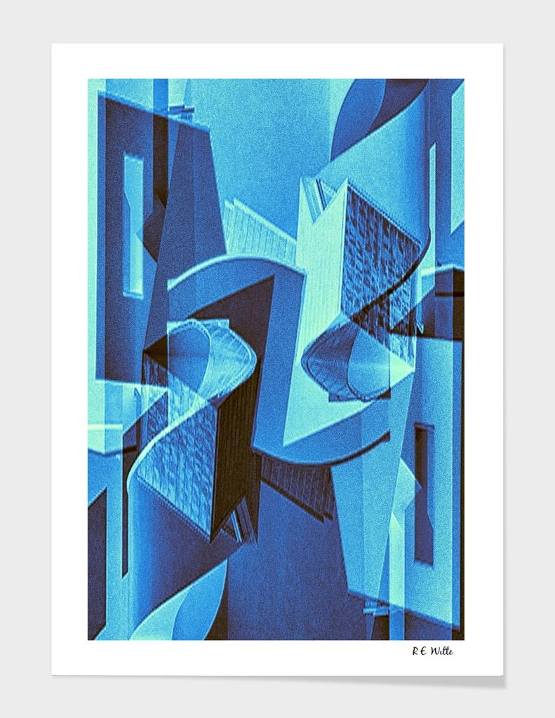 Blue Architectural, pt. 3