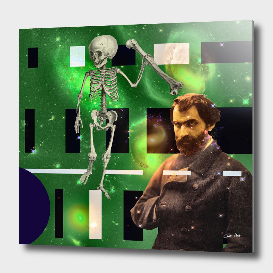 coded in bones