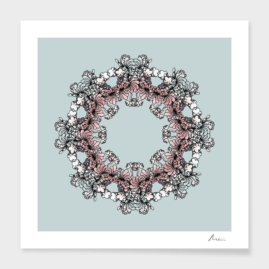 Mandala Flower – Tília