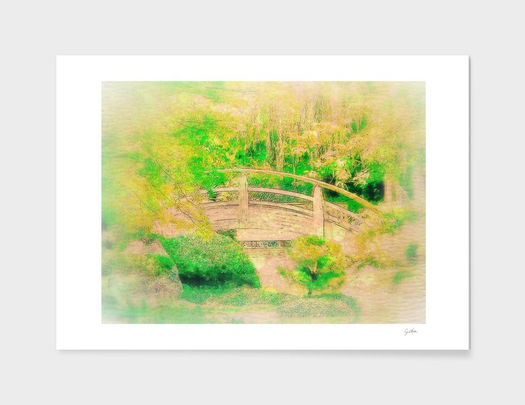 Bridge Over Peaceful Waters