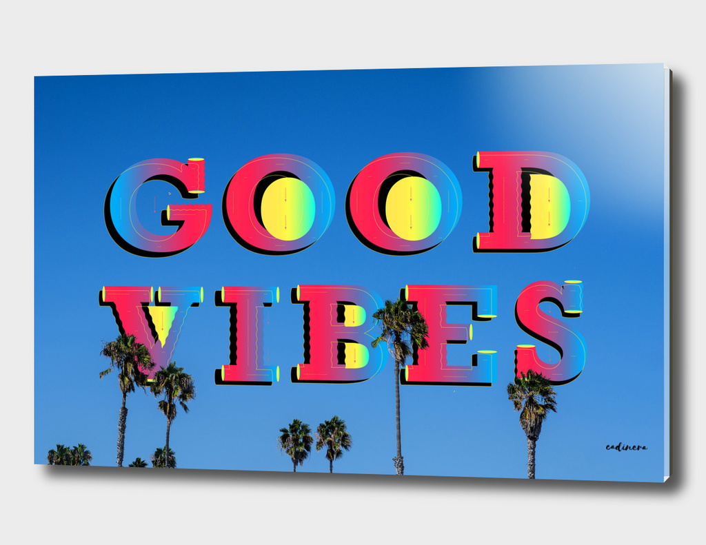 Good Vibes + Palms