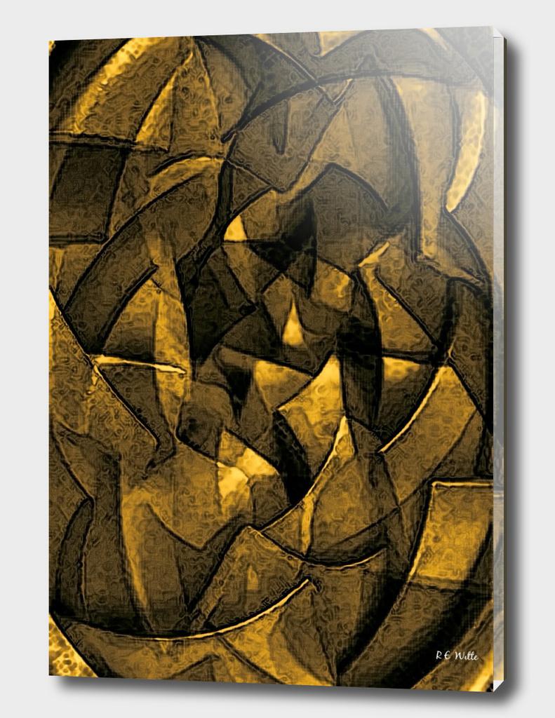 Cardboard Artichoke