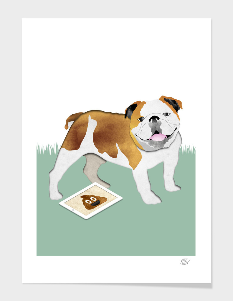 Oopsie Poopsie (Bulldog)