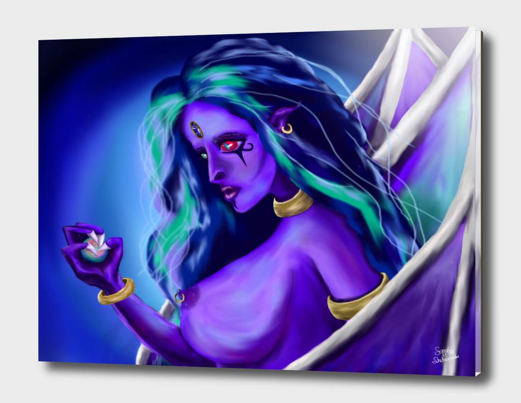 Damiana the Fairy Keeper
