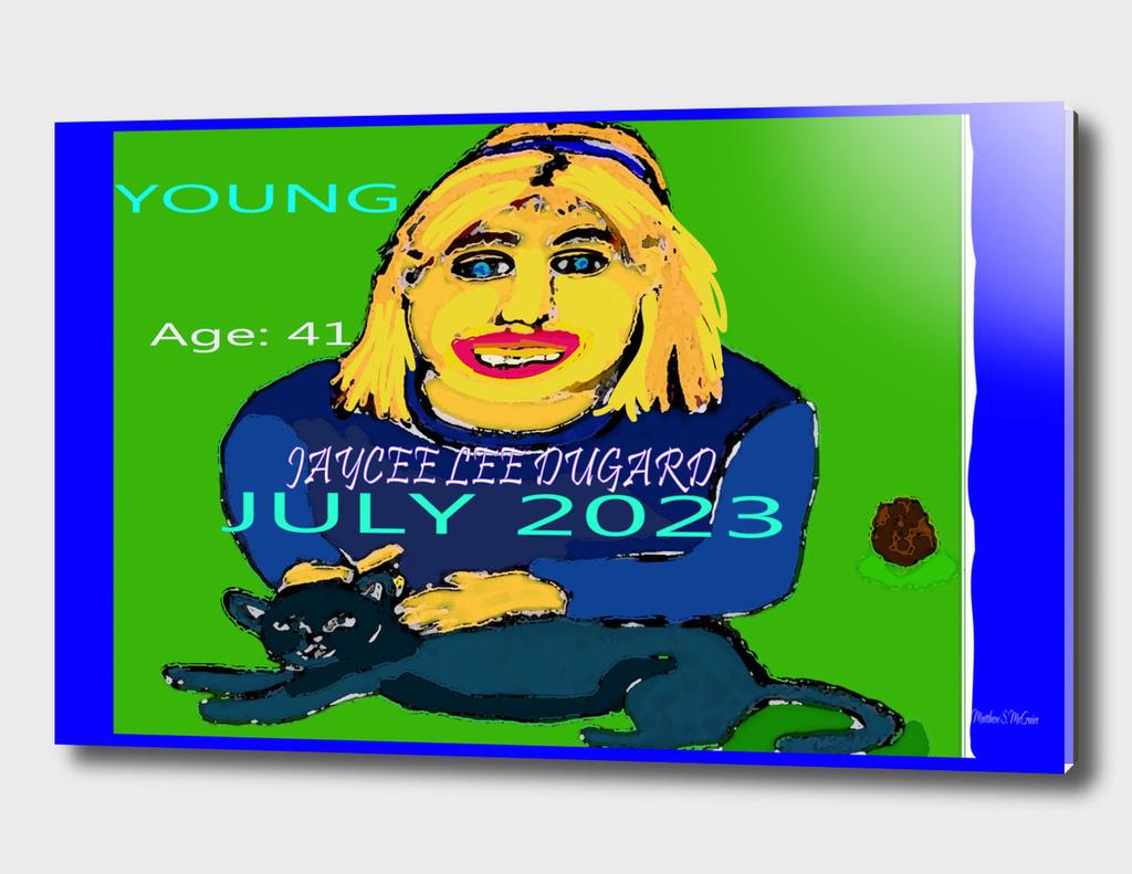 Jaycee Dugard July , 2023