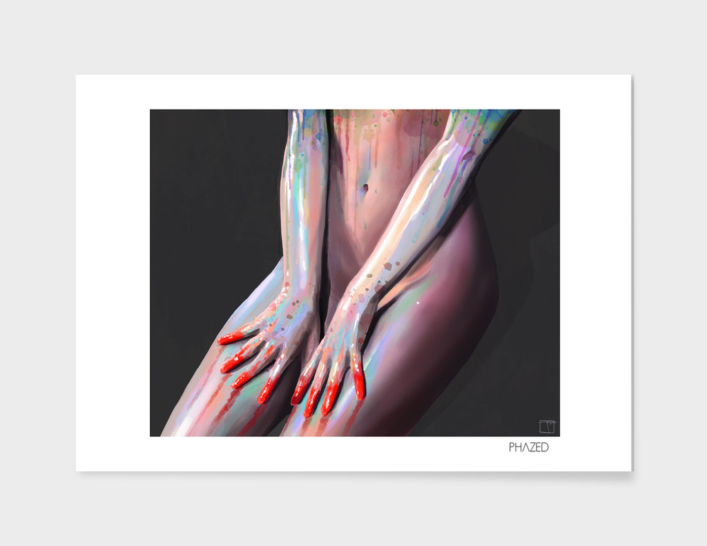 Nude Body Paint
