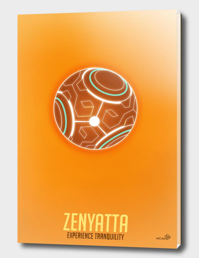 Zenyatta Orb