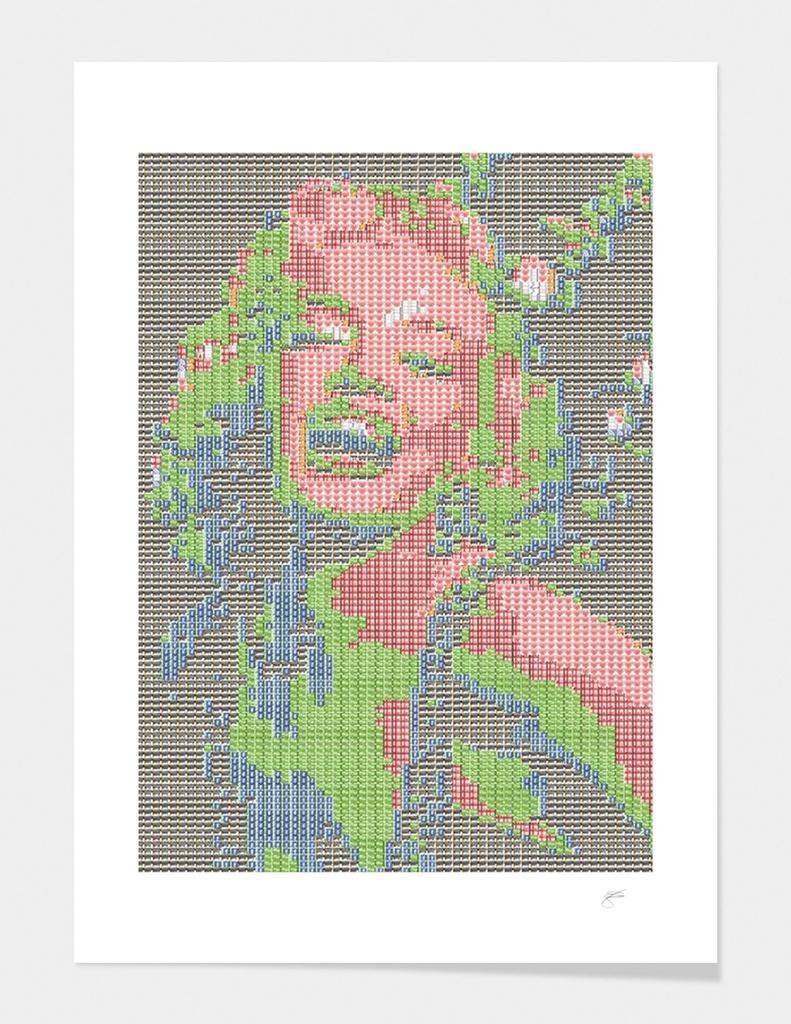 Marilyn Monroe / Neticones