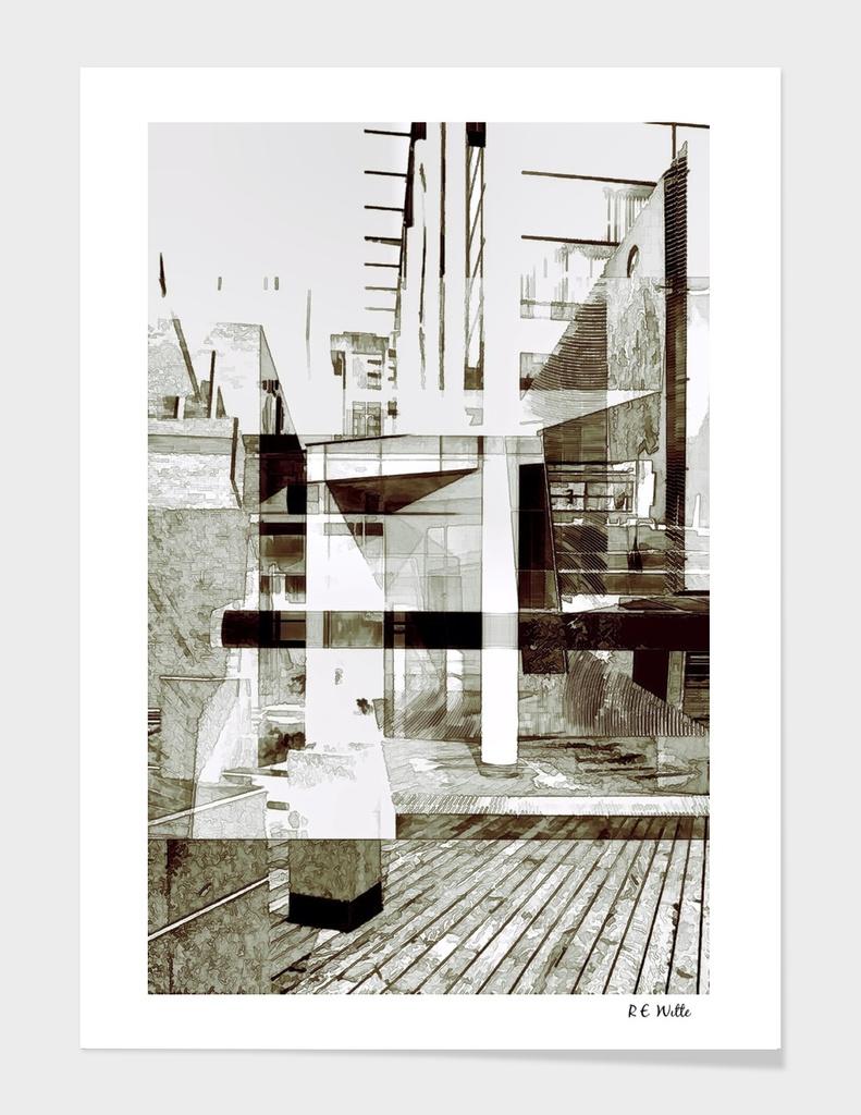 Cream Architectural, pt. 1