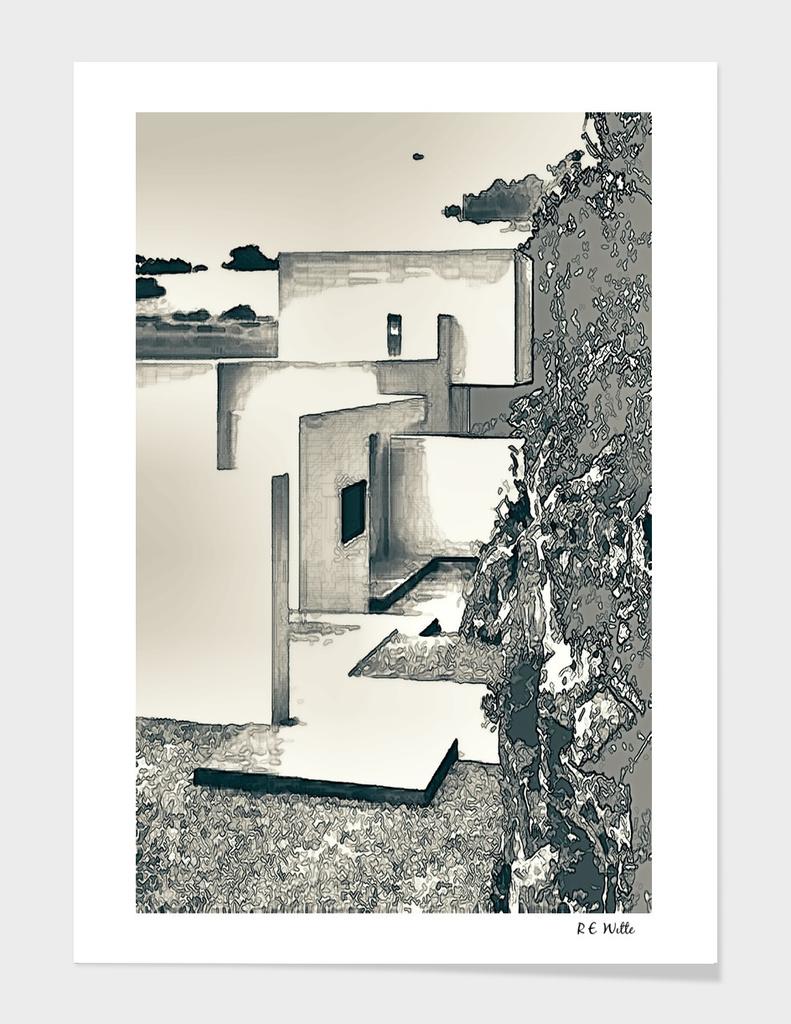 Cream Architectural, pt. 3