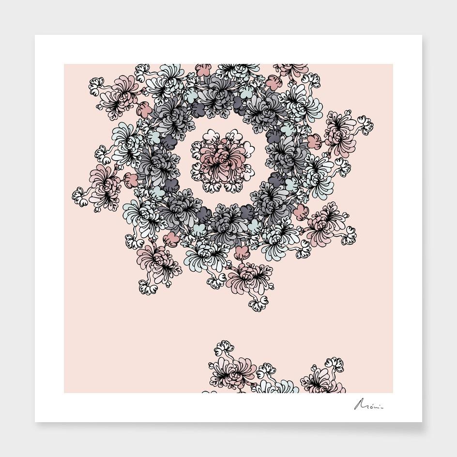 Mandala Flower – Açucena Composition