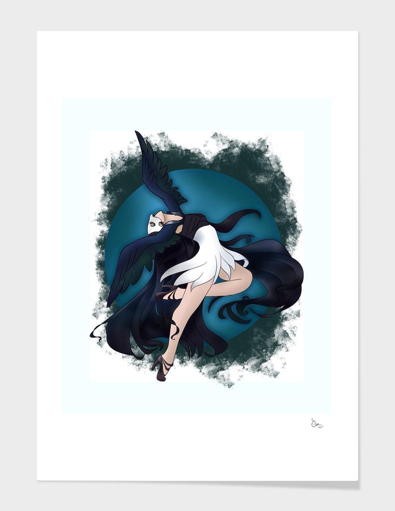Black Feather Dancer