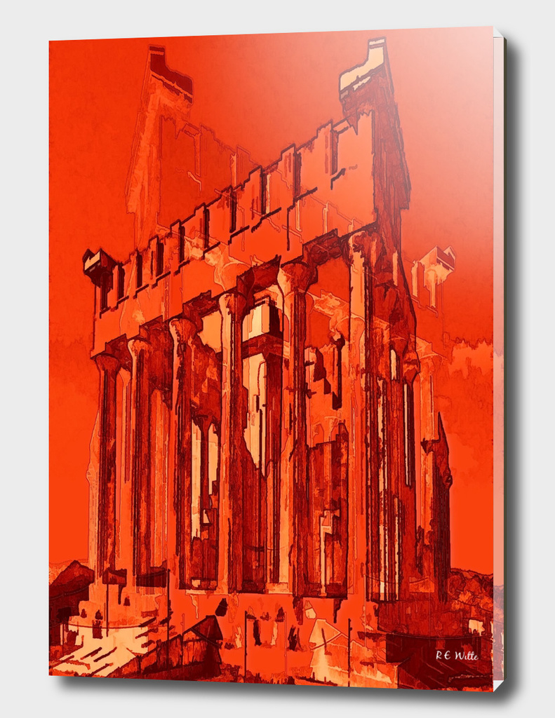 Orange Architectural, pt. 1