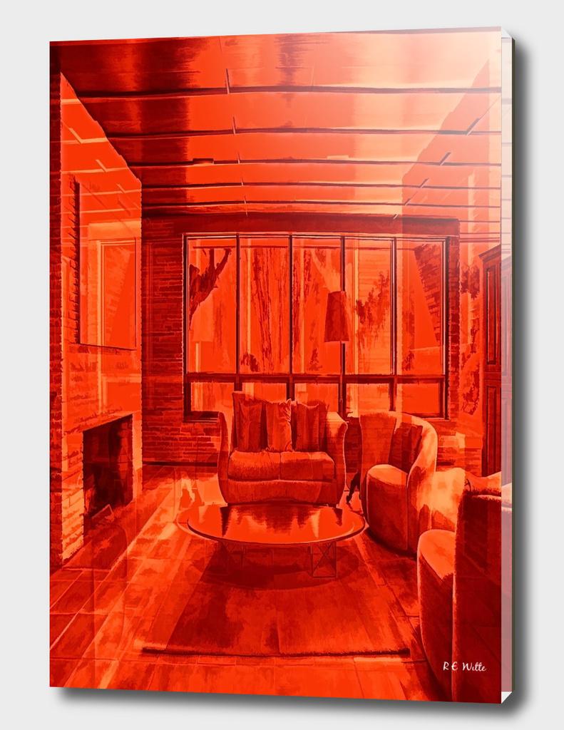 Orange Architectural, pt. 2