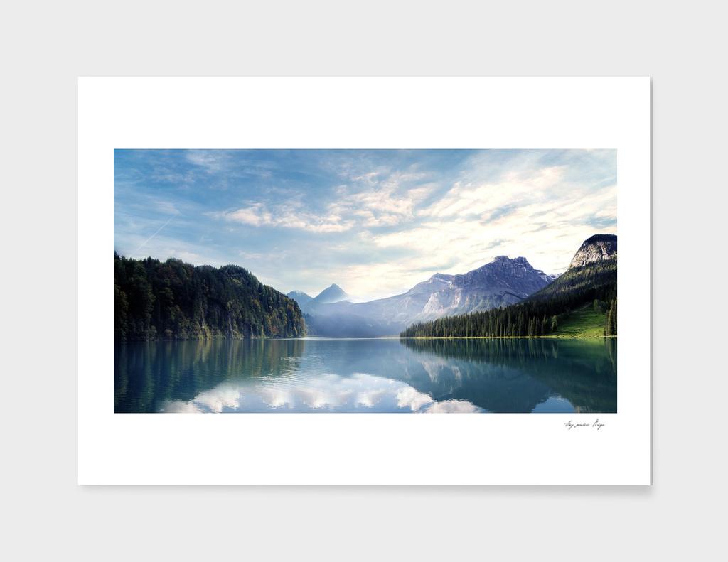 Wanderlust - Austrian Alps - Mountains, Lake