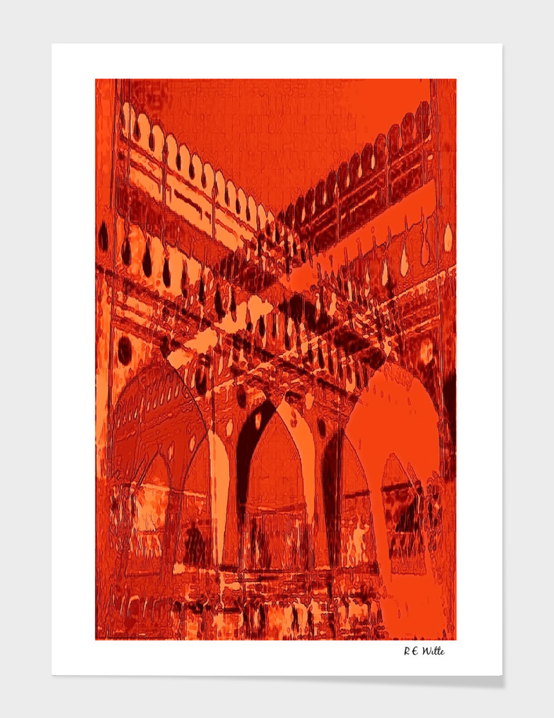Orange Architectural, pt. 3