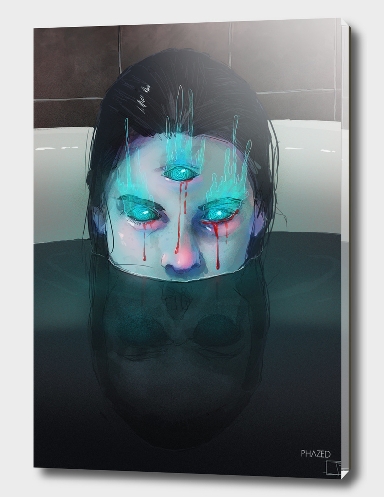 Demon in Bathtub