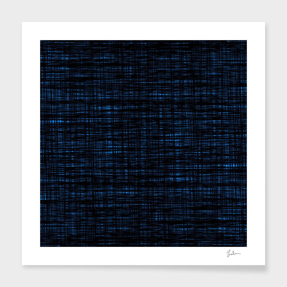 platno (black and blue)