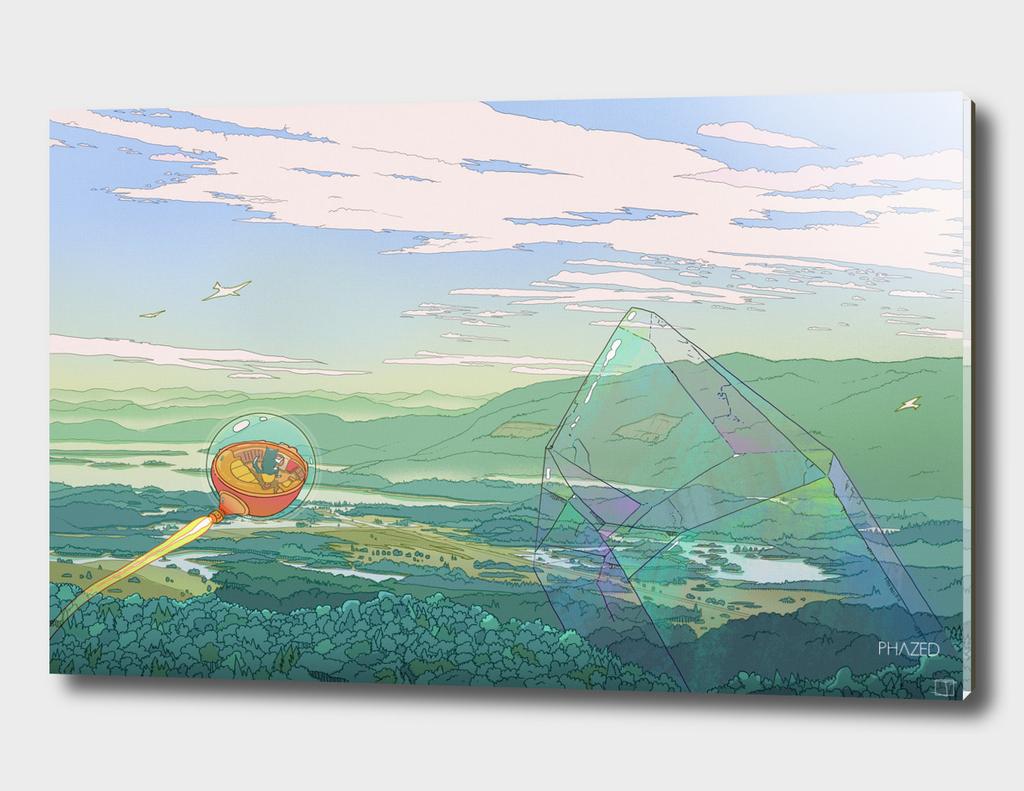Giant Crystal