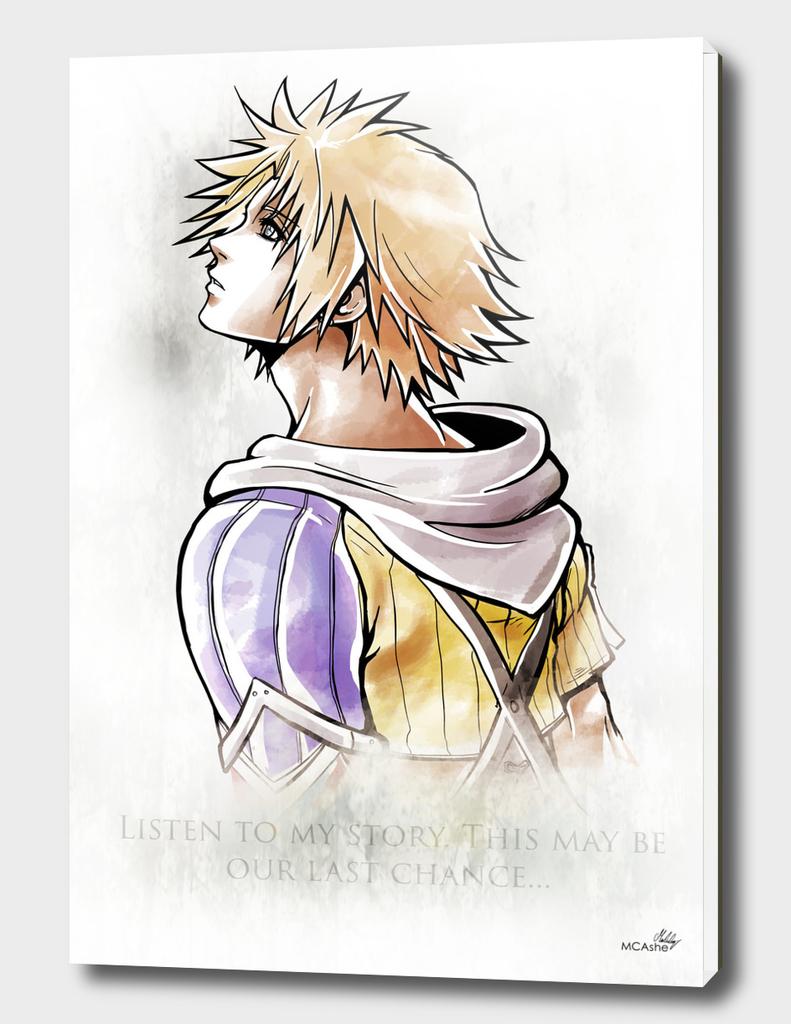Tidus Artwork Final Fantasy X