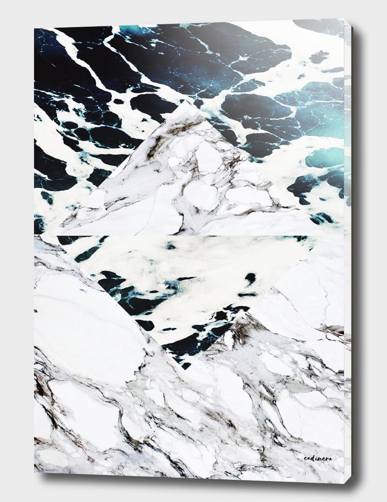 Ocean + Marble