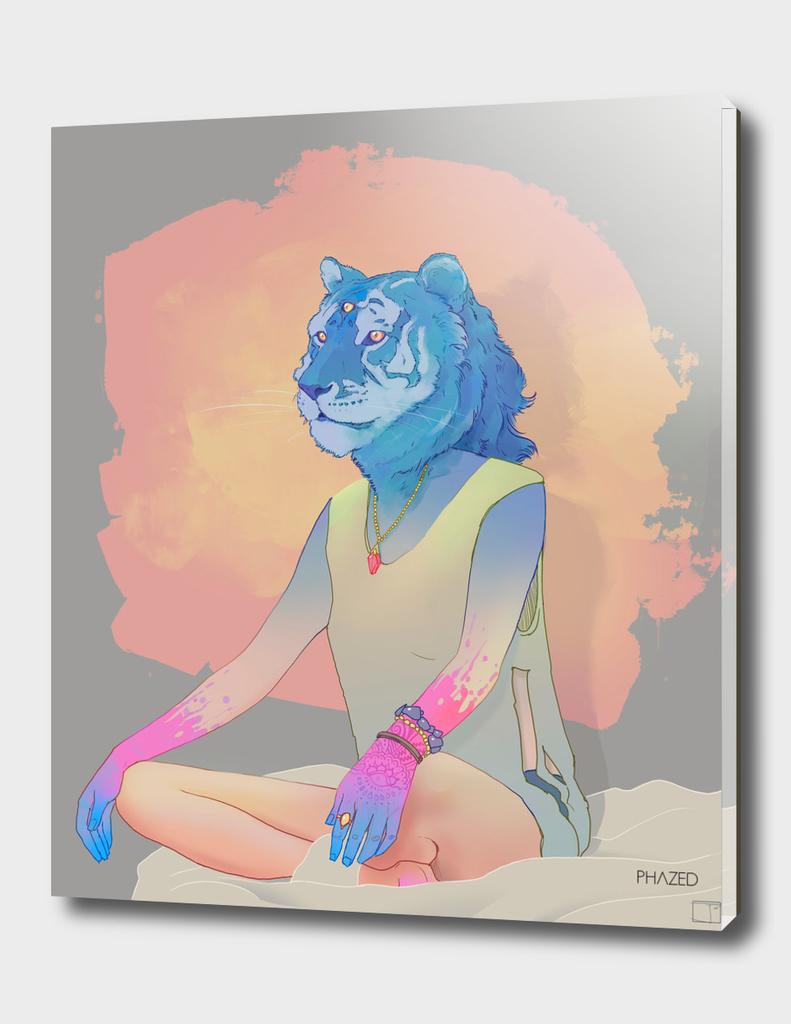 Meditation Felidae