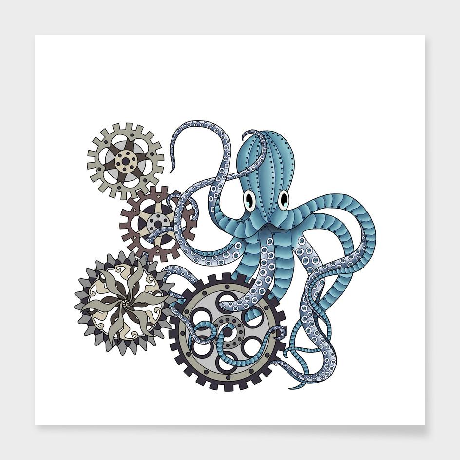 Ms. Octopus