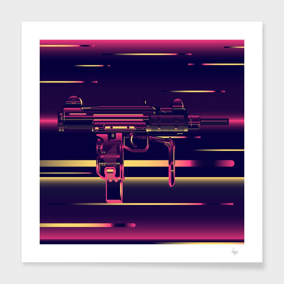 Colourful Guns