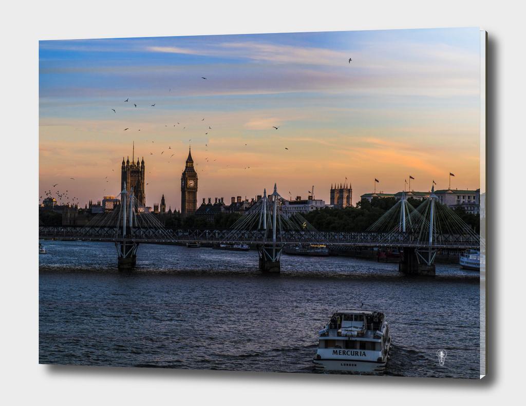 London's View