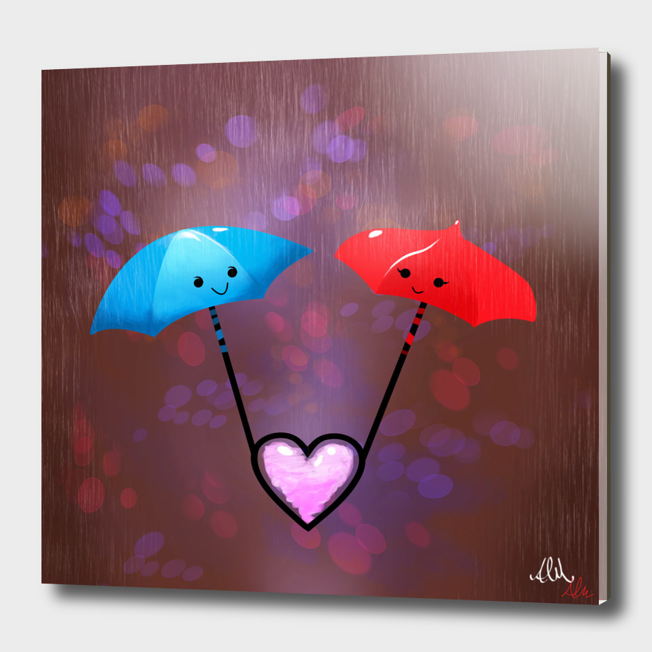 Valetine Umbrellas