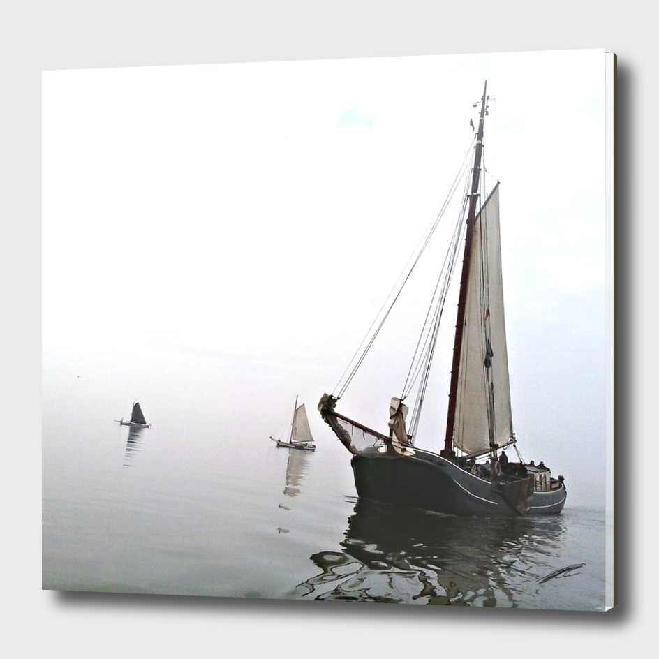 set sails