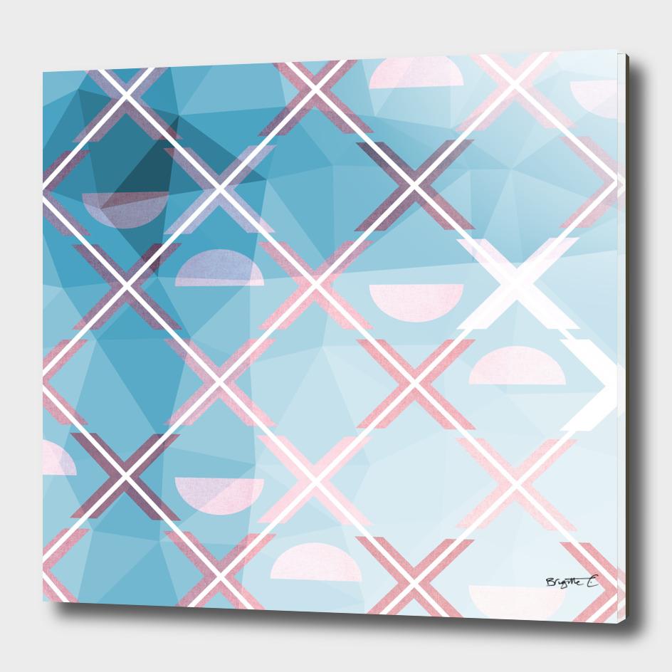 Abstract triangulated XOX Design