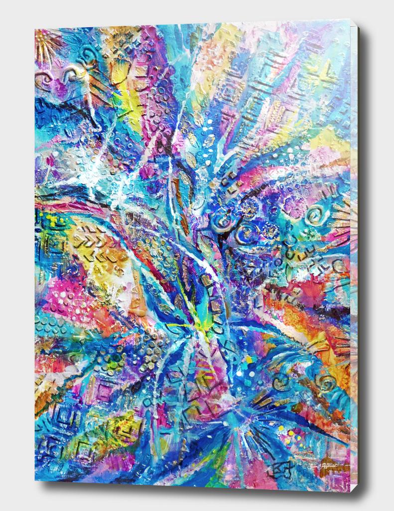 Color Dancing #1