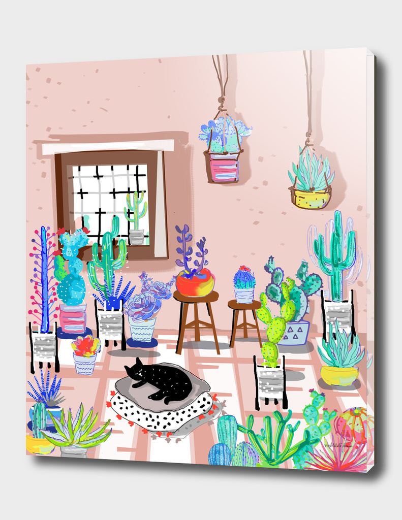 Cat in my Room - illustration 1